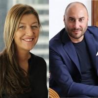 Valérie Boulch et Rodolfo Falcone rejoignent Forcepoint, respectivement aux postes de responsable France et vice-président des ventes pour les régions Europe du Sud, Benelux et Europe de l'Est. (Crédit : Forcepoint)