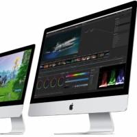Les deux derniers iMac 21,5 pouces présentés par Apple embarque une RAM cadencée à 2666 MHz, contre 2400 MHz auparavant. (Crédit : Apple)