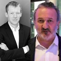 Pierre Amann et Luc Perraudin deviennent respectivement président de Nerim et directeur général de Keyyo, deux sociétés récemment rachetées par Bouygues Telecom Entreprises. (Crédit : Bouygues Telecom Entreprises)