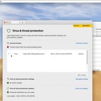 Les utilisateurs de Mac peuvent désormais ajouter une couche de protection supplémentaire à leur environnement Microsoft 365 avec Defender ATP. (Crédit : Microsoft)