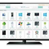 ClearPass Device Insight offre une vue complète et granulaire de tout ce qui se trouve sur le réseau, connecté par câble ou pas. (Crédit : Aruba)
