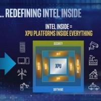 Bob Swan, CEO d'Intel, vient de présenter aux investisseurs de l'entreprise une stratégie XPU qui n'incluent pas seulement les CPU, mais aussi les GPU, les FPGA et même les puces 5G. (Crédit : D.R.)