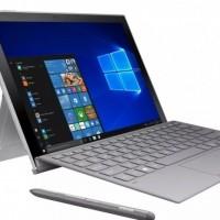 On dirait un PC mais il s'agit bien d'une tablette : la Galaxy Book 2 de Samsung. (Crédit : Samsung)