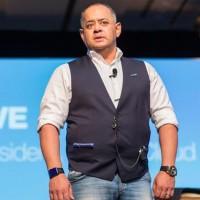 Nimesh Davé, le vice-président exécutif en charge du cloud chez Ingram Micro.