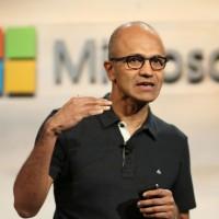 Cheville ouvrière de l'évolution de Microsoft vers les services hébergés, Satya Nadella était le vice-président de la branche Cloud et Entreprise de l'éditeur avant d'en devenir le CEO en 2014. Crédit photo : D.R.