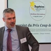 Christian Basnier, ingénieur d'affaire chez Cheops Technology. (Crédit : D.R.)
