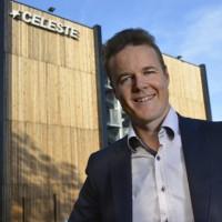 Nicolas Aubé, président fondateur de Celeste a indiqué que le groupe renforcera sa présence et son investissement en Rhône-Alpes suite au rachat de Via Numérica. (Crédit : Celeste)