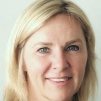 Karine Calvet occupait depuis 2013 le poste de directrice générale de Verizon France. (crédit : D.R.)