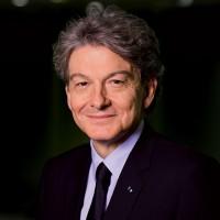 La SSII dirigée par Thierry Breton confirme ses objectifs financiers pour l'année 2019. (Crédit : Atos)