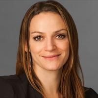 Au cours de sa carrière, Lauren Vaccarello est passée par les directions marketing de Box et Salesforce. (Crédit : Talend)