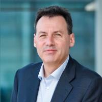 Dans sa stratégie, Pascal Houillon, directeur général de Cegid depuis deux ans, cède l'activité secteur public de l'éditeur pour renforcer la paie et les RH en rachetant Meta4. (Crédit : D.R.)