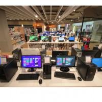 En berne en Europe, les ventes de PC grand public des grossistes ont progressé de 4,1% en juillet en France. Crédit photo : D.R.