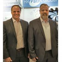 Bryant Bateman et Wim De Smet(à droite), respectivement président/COO et CEO d'Exaserv. Crédit photo : D.R