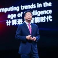 Chairman de Huawei, Ken Hu doit faire face à la tempête déclenchée par l'administration Trump. (Crédit Huawei)