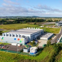 Google va étendre ses datacenters en Europe, comme ici à Dublin. (Crédit : Google)