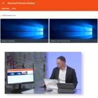 Le mode multi-sessions de Windows Virtual Desktop est une fonction demandée. (Crédit Photo: Microsoft)
