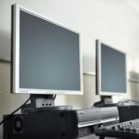 Le laboratoire d'AV-TEST est équipé de 200 postes de travail avec environnement virtualisé pour tester les dernières souches de virus. (Crédit AV-Test)