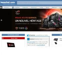 Créée en 1999, Top Achat a été racheté par France Telecom en 2007 puis par Rue Du Commerce en mars 2009.