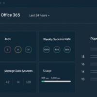 Office 365 Backup & Recovery protège notamment les boites e-mail, contacts et calendriers dans SharePoint et Exchange Online ainsi que dans OneDrive mais aussi Azure. (Crédit : Commvault)