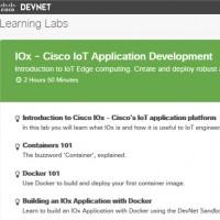 Les formations sur le site dédié du programme Devnet de Cisco sont classées par technologie et comment les appliquer aux solutions du fournisseur.