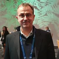 Pascal Voirand est vice-président en charge des partenaires EMEA growth chez Salesforce. Ce périmètre exclu la France, la Grande Bretagne et l'Allemagne. (Crédit : Nicolas Certes)