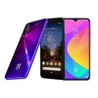 Selon le Gartner, les consommateurs et consommatrices de smartphones préfèrent désormais acheter des modèles de milieu de gamme, ayant un meilleur rapport qualité-prix. (Crédit : Google, Xiaomi, Huawei)