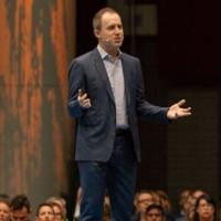 Bret Taylor, fraîchement nommé président et chief operating officer de Salesforce répondra directement à Marc Benioff,le CEO du groupe. (crédit : Salesforce)