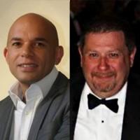 Frédéric Saldes (à gauche) et Doug Williams se repartiront respectivement les directions channel des régions Sud et Nord EMEA chez Scality. (Crédit : D.R.)