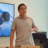 Cofondateur de Petuum, Qirong Ho supervise les développements technologiques de la plateforme IA distribuée Symphony. (Crédit S.L.)