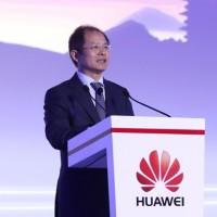 Eric Xu, président de Huawei : « 2020 sera une année difficile et survivre sera notre première priorité. » Crédit photo : D.R.