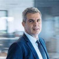 Laurent Wittmann est le président de la filiale française de Grenke. (Crédit : Grenke)