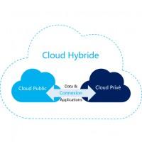 23,5% des entreprises participant à l'étude de Nutanix n'exploitent pas encore d'infrastructure de cloud hybride. Ce taux devrait tomber à 3% d'ici deux ans. Illustration : D.R.