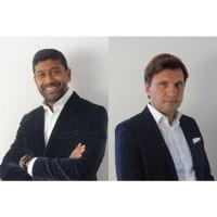 Dominique Sanjivy (à gauche), et Antoine Perchet, co-fondateurs d'Appex, intègrent également les équipes d'Axians. (Crédit : Appex)