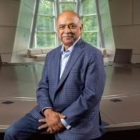 Fin de règne pour Ginni Rometty qui cède le trône à Arvind Krishna à la tête d'IBM. (Crédit IBM)