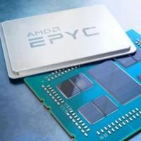 La modification de la tarification de VMware sur les licences impactera les sockets 64 cœurs comme les puces Epyc d'AMD. (crédit : AMD)