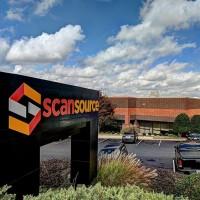 Le siège de ScanSource à Greenville, en Caroline du Sud. Crédit photo : D.R.