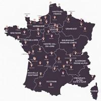 Koden apporte à C'Pro une soixantaine d'agences en France. (Crédit : Koden)