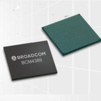 La puce radio BCM4389 de Broadcom va équiper un grand nombre d'équipements WIFi 6E. (Crédit : Broadcom)
