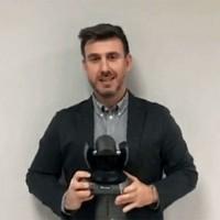 Nikolas Simon est propriétaire et gérant d'Action Telecom. (Crédit : Action Telecom)