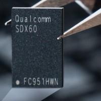 Le SD X60 affiche un débit descendant théorique de 7,5 Gbps et un débit ascendant théorique de 3 Gbps. (Crédit : Qualcomm)