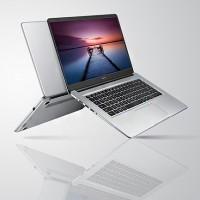 Le Matebook D14 est affiché à 750 € TTC, le D15 à 600 € TTC. (Crédit : Huawei)
