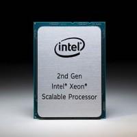 La série Cascade Lake Refresh d'Intel redonne un coup de fouet à ses puces Xeon Scalable. (Crédit : Intel)