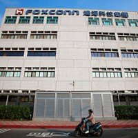 Sous-traitant de nombreuses marques d'électronique grand public, notamment d'Apple, la taïwanais Foxconn pourrait enregistrer une baisse de 46% de ses revenus au premier trimestre 2020. Le site principal de l'entreprise se trouve en Chine continentale, à Shenzhen. Crédit photo : D.R.