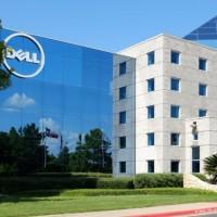 Dell s'attend à dégager entre 91,8 et 94,8 Md$ de chiffre d'affaires pour le compte de son exercice en cours. Crédit photo : Dell.