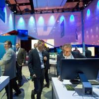 L'événement Reinvent dédiés aux partenaires de HP rassemble chaque année plus de 1200 personnes. (Crédit : HP)