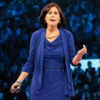 Gavriella Schuster est vice-présidente des partenariats chez Microsoft, dont l'événément Inspire dédié au channel devrait être annulé en physique. (Crédit : Microsoft)