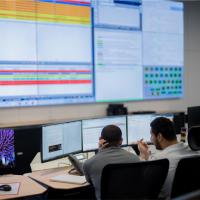Un peu partout dans le monde, les opérateurs renforcent leur services pour suivre la montée en puissance des échanges des salariés en télétravail. (Crédit : @orange-NicolasGouhier)