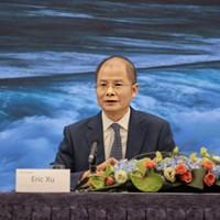 Xu Zhijun, président en rotation de Huawei, est cependant lucide : « L'environnement extérieur ne fera que se compliquer à l'avenir. » (Crédit : Huawei)