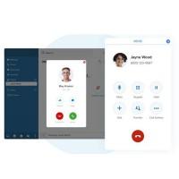 RingCentral propose notamment un système de téléphonie dans le cloud. (Crédit : RingCentral)