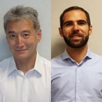 Roland Esnis (à gauche) et Julien Favre ont cofondé Gekko en 2015 et diregent toujours l'entreprise. (Crédit : Gekko)